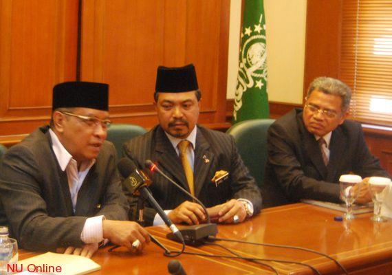 Silaturrahim Kementerian Agama Malaysia