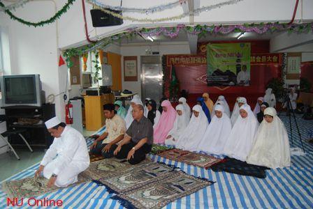 LDNU Gelar Peringatan Isro' Mi'roj dan Pelatihan Pendidik Agama di Macau