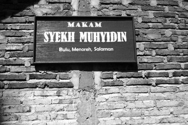 Makam Syekh Muhyidin