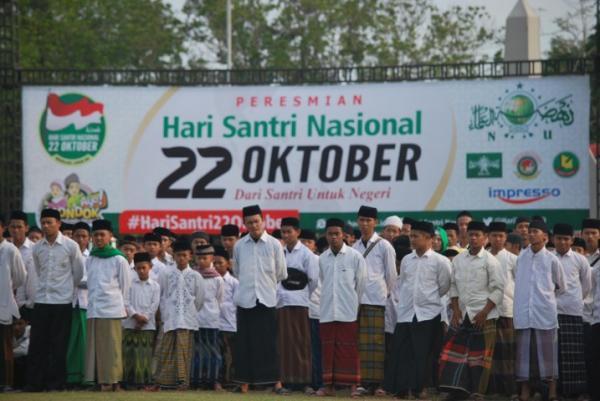 Peringatan Hari Santri Nasional 22 Oktober