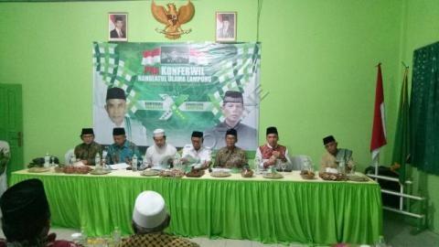 Pra Konferwil X PWNU Lampung