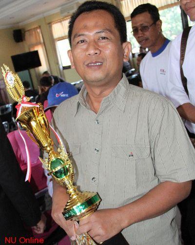 Kontributor NU Online Juara 1 Lomba Fotografi Bhayangkara