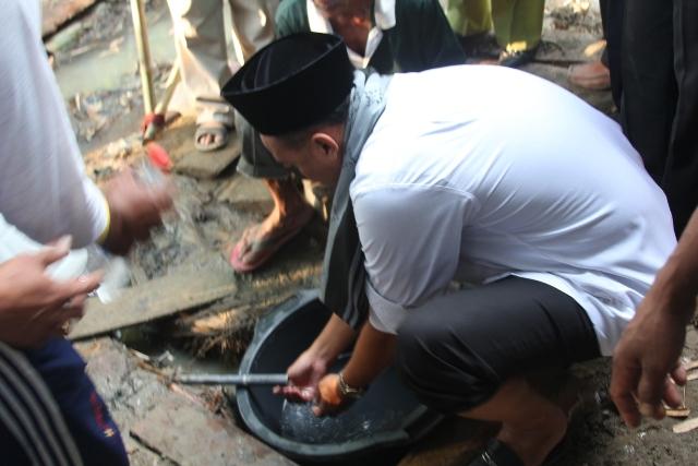Seperti Zamzam, Ditemukan Air Muncrat di Brebes