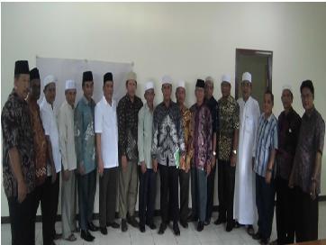 PWNU dan LDII Sumut Jalin Kerjasama