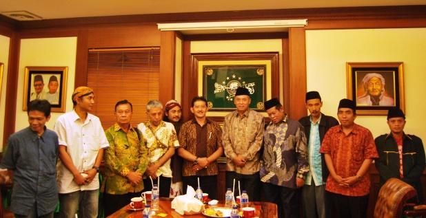 PBNU Terima Kunjungan Elite Keraton Surakarta