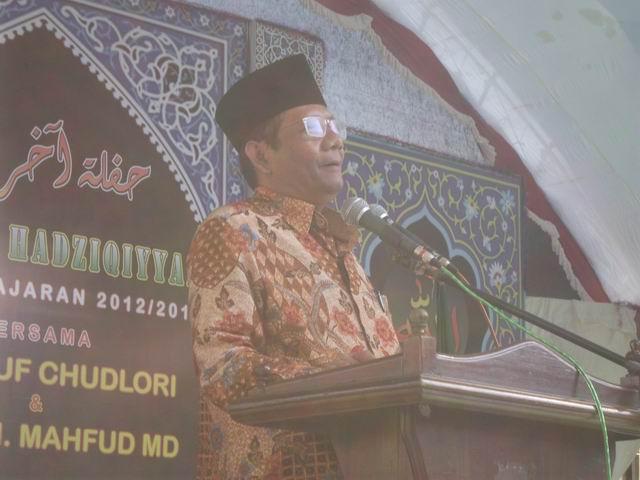 Mahfud MD: Santri Juga Bisa Memimpin Bangsa