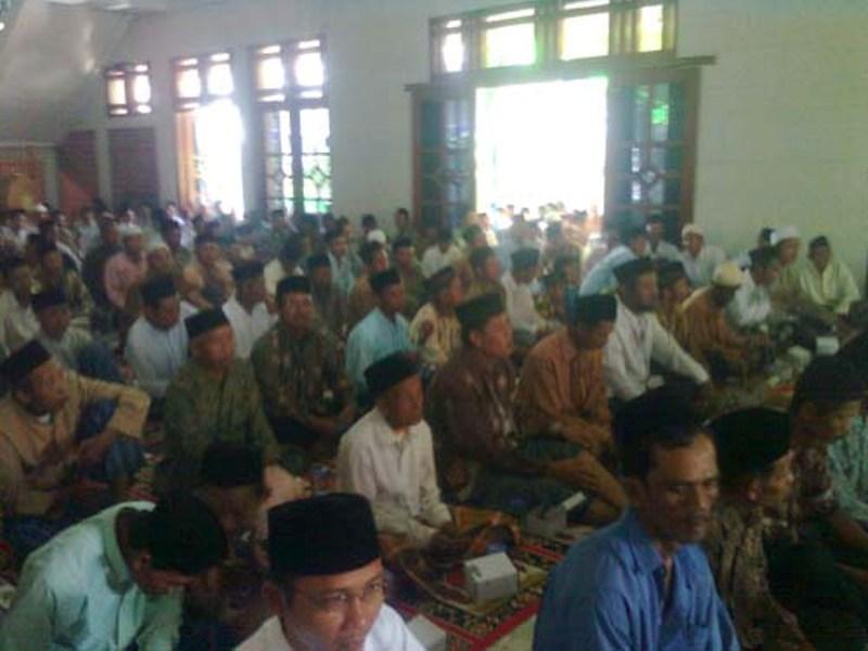 Baca Masyarakat Selepas Baca Al-Quran dan Barzanji