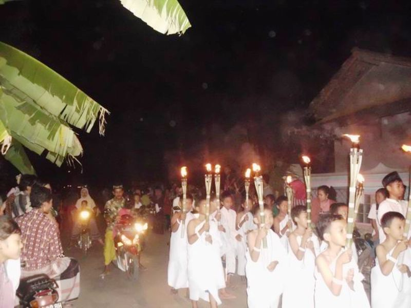 Pelajar NU Semarakkan Idul Adha dengan Festival Oncor