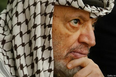 Israel Jadi Tersangka Tunggal Pembunuhan Yasser Arafat