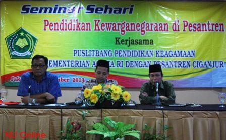 Kiai Masdar: Indonesia Negara yang ditakdirkan Tuhan untuk Umat Islam