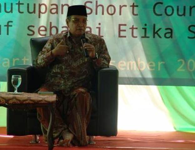 Tutup Kursus Singkat Tasawuf, Al-Tsaqafah Buka Pengajian Peradaban