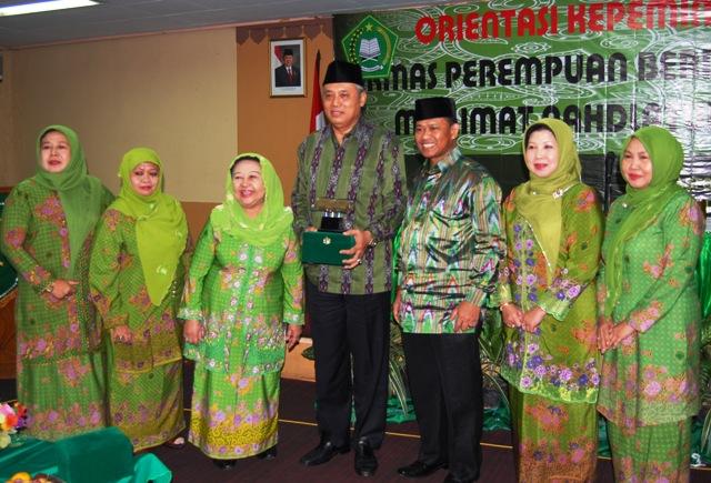 PP Muslimat NU Gelar Orientasi Kepemimpinan Ormas Perempuan