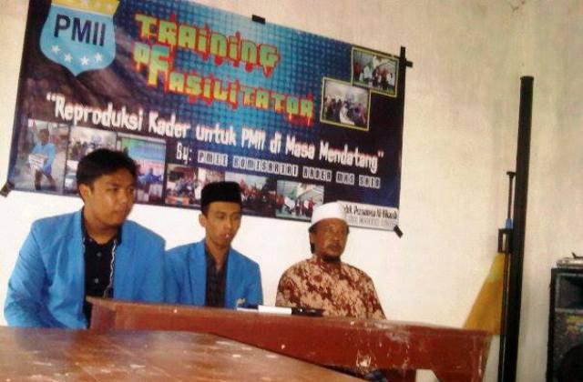 PMII Raden Mas Said Siapkan Fasilitator Mapaba