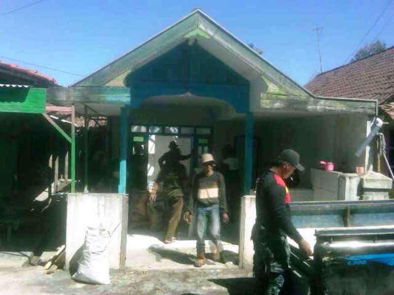 GP Ansor Kencong Renovasi dan Pasang Listrik 8 Mushola