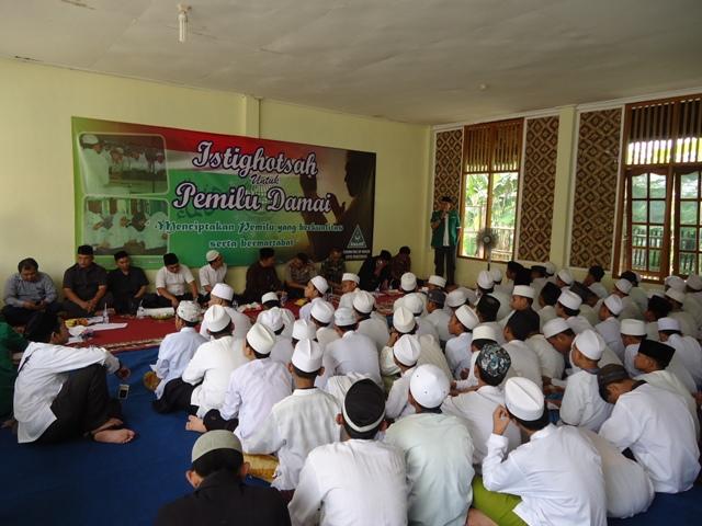 GP Ansor Tangerang Gelar Istighotsah untuk Pemilu Damai