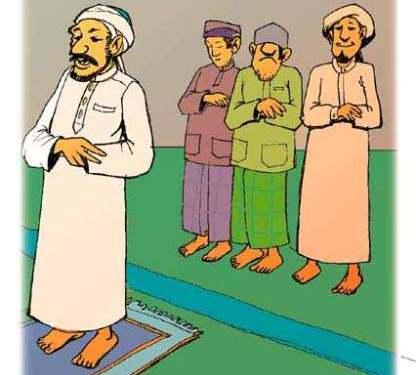 Bermakmum pada Imam yang Rusak Bacaannya