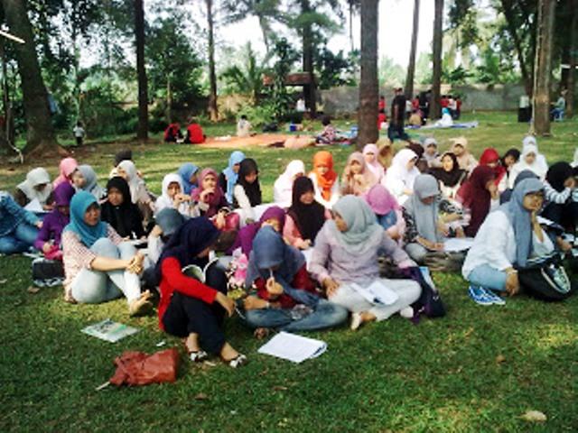 PMII UIN Bandung Buka Bimtes Calon Mahasiswa