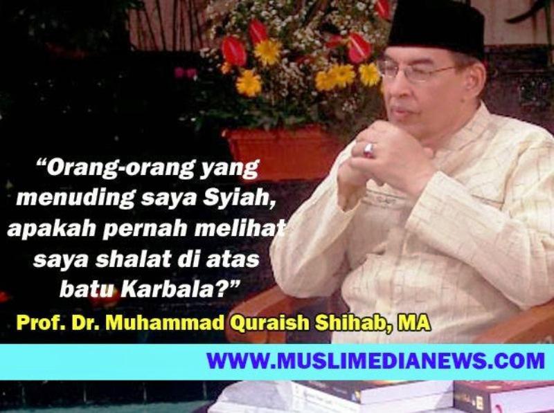 Kata Bijak Quraish Shihab Celoteh Bijak