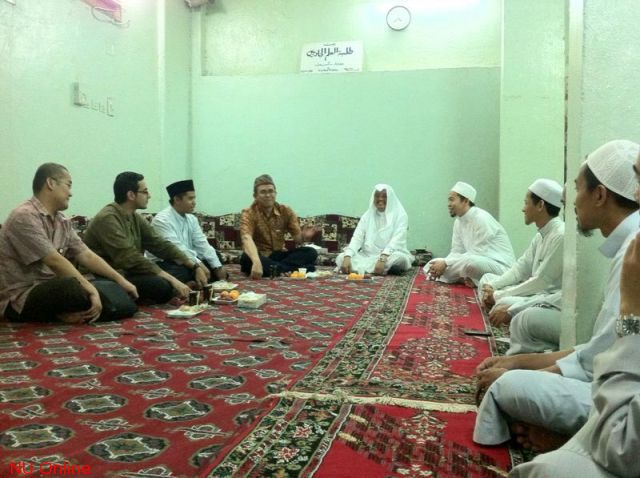 Konjen RI Jeddah Kunjungi Asrama Santri Indonesia