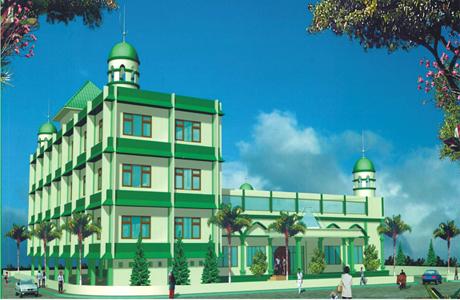 Universitas NU Sidoarjo Diresmikan