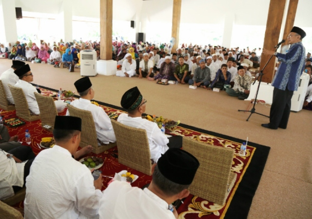 Gus Sholah Dukung Toleransi di Banyuwangi