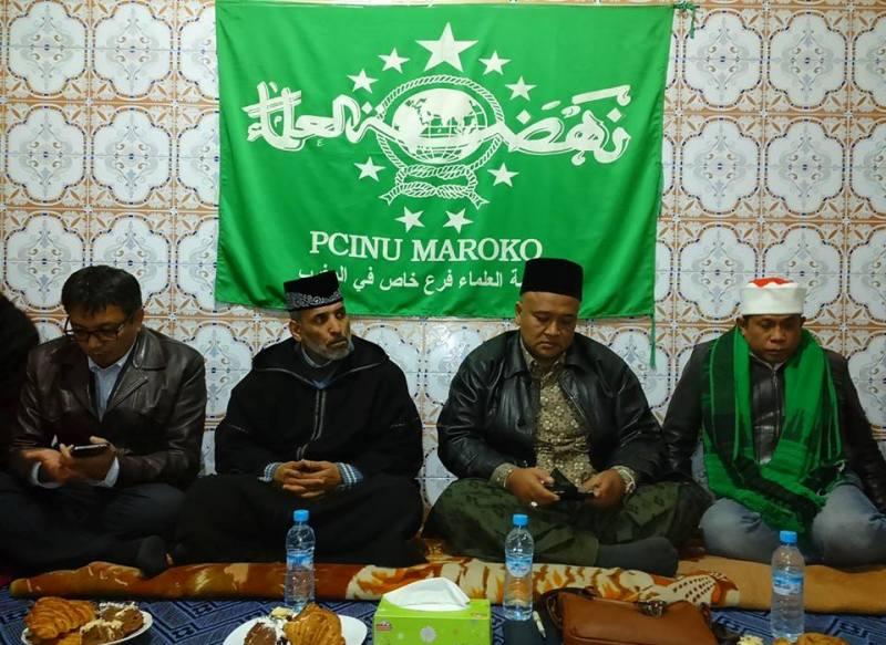 Katib Syuriyah PBNU Hadiri Perpisahan Kelas Internasional STAINU di Rabat