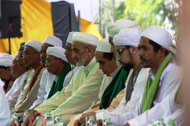 Pertemuan Mursyid Tijaniyah Sedunia di Brebes, Serukan Perdamaian