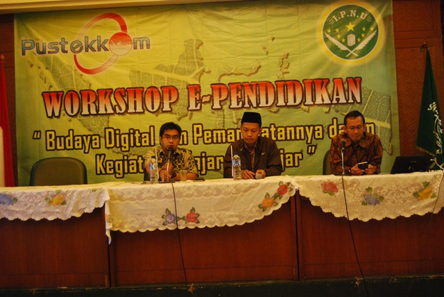 PP IPNU Gelar Workshop E-Pendidikan