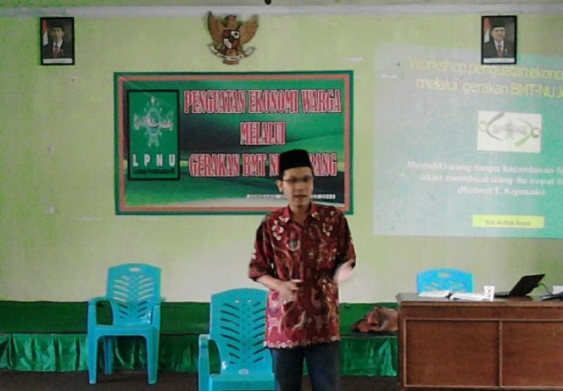 LPNU Jombang: Kesejahteraan Masyarakat Visi Besar Kami