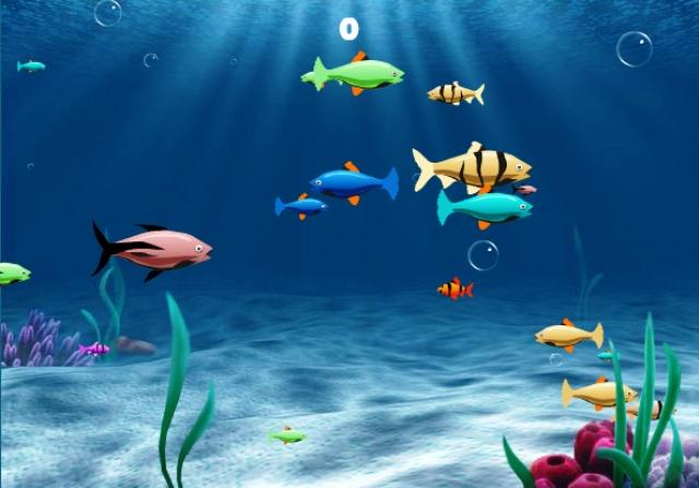 Menggoreng Ikan Hidup-Hidup