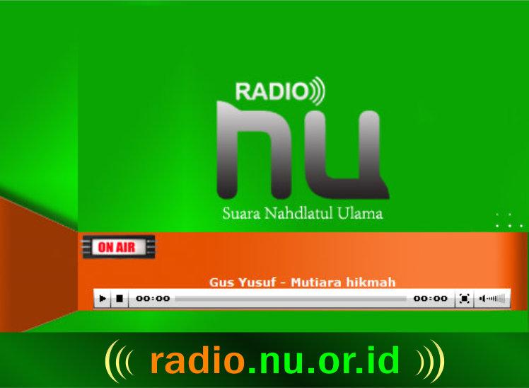 Radio NU Siarkan Langsung Rangkaian Agenda Muktamar