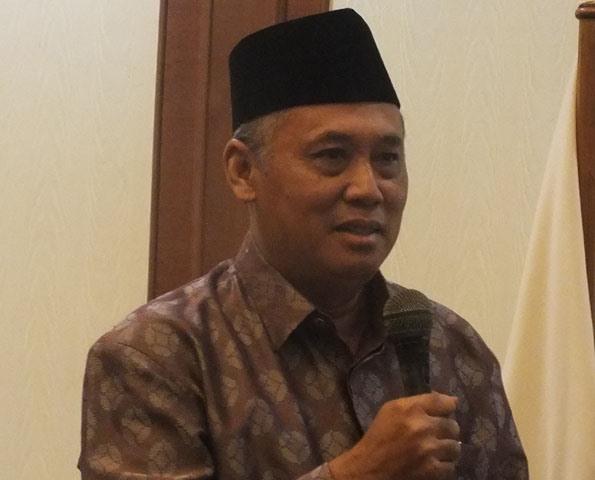 Waketum PBNU Terpilih Menjadi Ketua MWA UPI Bandung