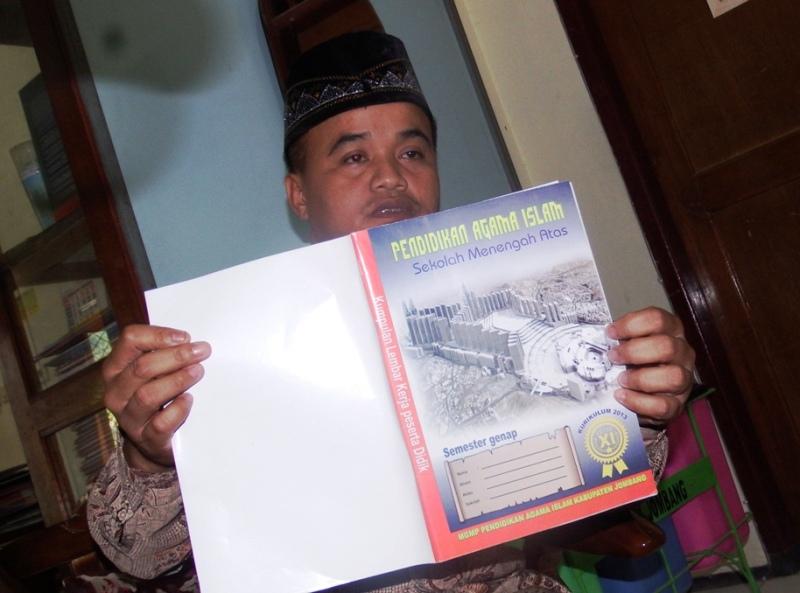 Pemkab Jombang Pastikan Buku Berisi Ajaran Wahabi Ditarik