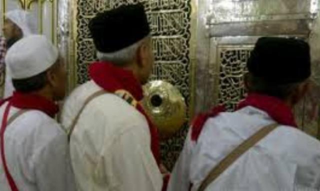 Sepuluh Faedah Menziarahi Makam Rasulullah SAW