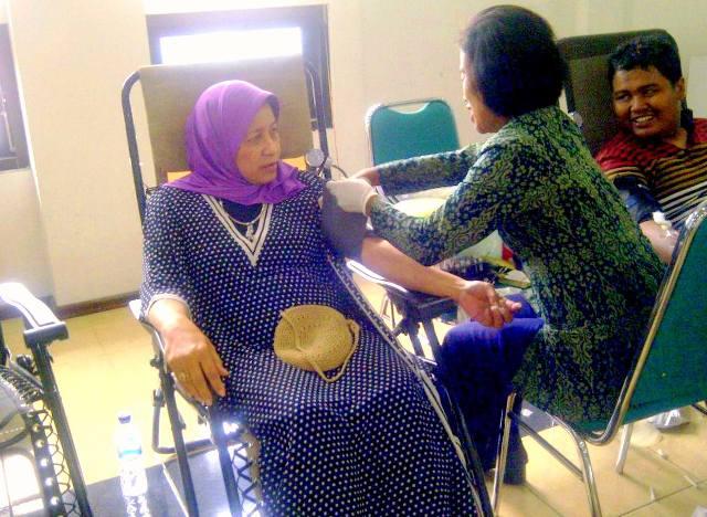 Santri Husada Tebuireng Galang Aksi Donor Darah