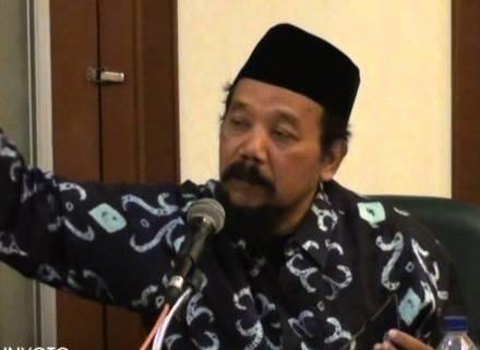 Agus Sunyoto: Saya Tidak Yakin Walisongo Digambarkan Pakai Jubah
