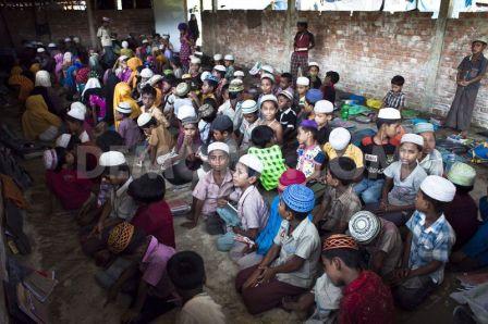 12 Pesantren Siap Tampung Anak Rohingya