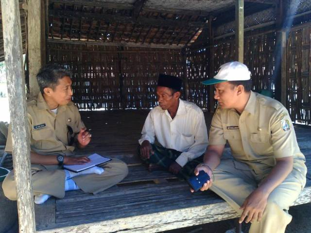 Lakpesdam NU dan 19 SKPD Sampang Turun ke Lokasi Konflik Sosial