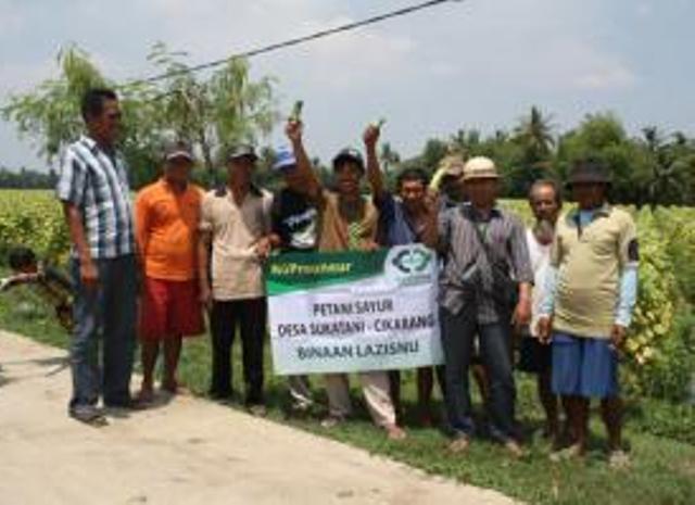 LAZISNU Rembang Sudah Gencar Kumpulkan Zakat