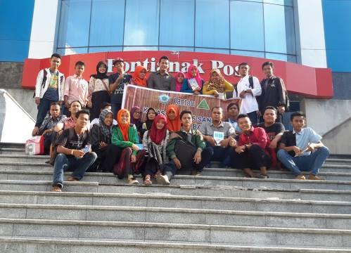 Gandeng Pantau, GP Ansor Kalbar Adakan Pelatihan Jurnalistik