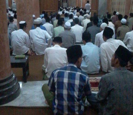 Pesanten Al-Munawwir Krapyak Baca 3 Juz dalam Tarawih