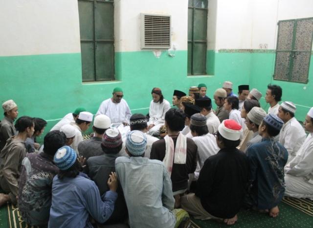 Mursyid Agung Tarekat di Sudan: Kami Siap Hadiri Tiap Undangan NU