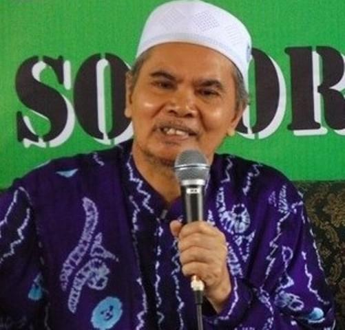 Guruku, KH Afifuddin Muhajir