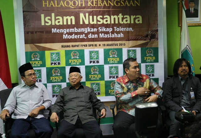 Politisi NU Gelar Halaqah Kebangsaan Bertajuk Islam Nusantara
