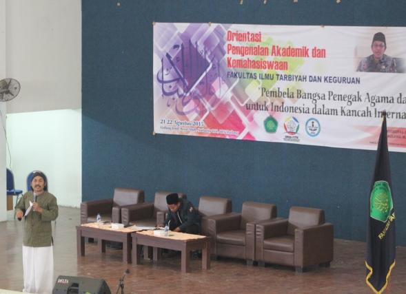 Generasi Muda Harus Berkontribusi Wujudkan Peradaban Islam Nusantara