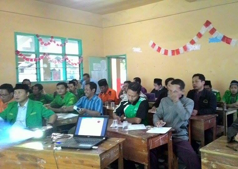 Akreditasi, Ansor Jombang Perbaiki Sistem Informasi dan Administrasi