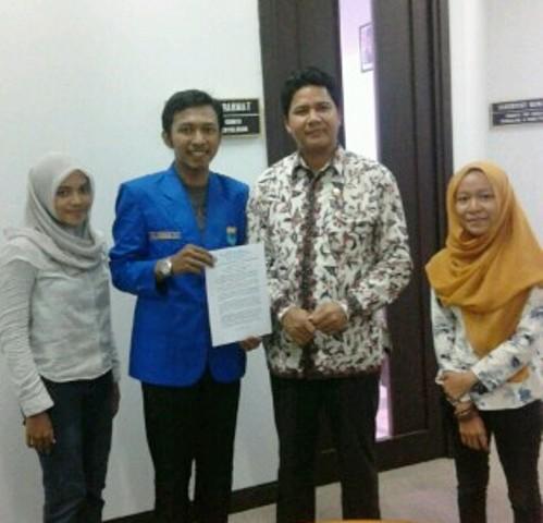 Tuntut Kasus Salim Kancil Tuntas, PMII Unas Sambangi Komnas HAM