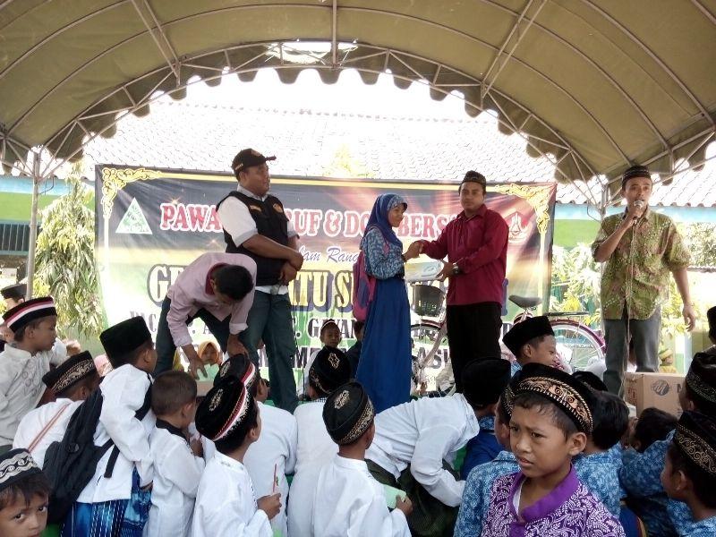 Ansor Gayam Gandeng Instansi Pendidikan Ramaikan Tahun Baru