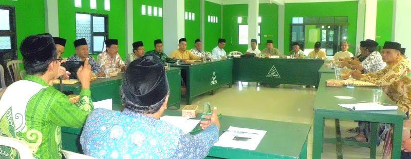 Jelang Konfercab, PCNU Sosialisasikan Ahwa