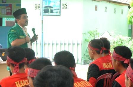 Pimpinan Wilayah Apresiasi Program Edukasi Ansor Waykanan